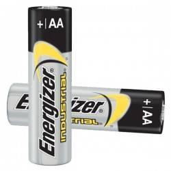 Bateria Energizer AA Alcalina Uso Industrial