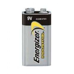 Bateria Energizer 9v Alcalina  500mAh Uso Industrial