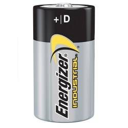 Bateria Energizer  Tipo D Alcalina  Uso Industrial