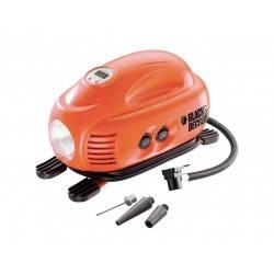 Inflador Digital 12V 120-160PSI con luz emergencia