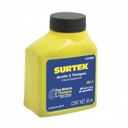 Surtek Aceite 2 tiempos 80 ml