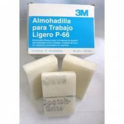 P66 Fibra Scotch-Brite de Uso Ligero ideal para azulejo, vidrio y formaica