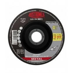 Disco de Corte para Metal 4-1/2X1/8X5/8-11H ZRZ24R4BFP