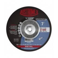 Disco De Corte Para Metal 7X1/8X5/8-11 A24r4bfp