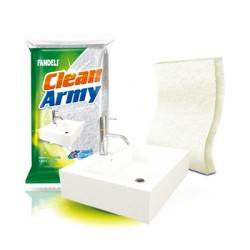 FIBRA BLANCA CLEAN ARMY