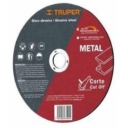 Disco para corte de metal, tipo 1, diámetro 9'