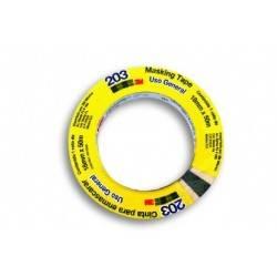 203 Masking Tape Uso General -Profesional 0.018 X 50 M