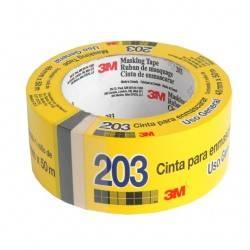 203 Masking Tape Uso General -Profesional 0.048 X 50 M