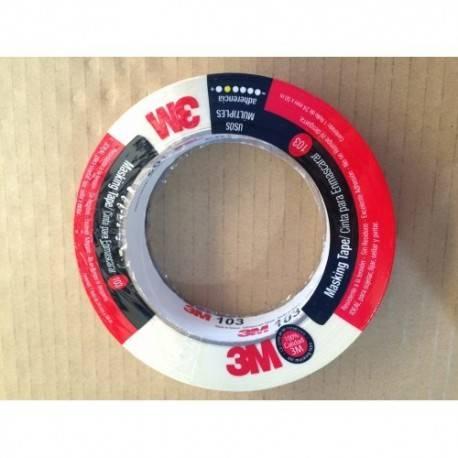 103 Masking Tape .012 X 50 M