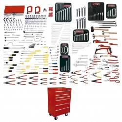 Juego maestro industrial 397 piezas con gabinete 9996XP