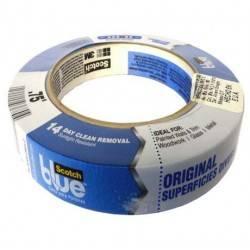 """2090 Masking Tape 3/4"""" X 60 YD Profesional para pintor Azul"""