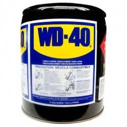 WD-40 Cubeta de 5 Galones (18.925 lts.)