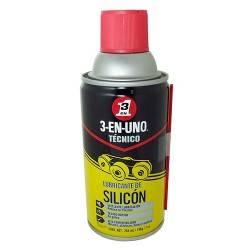 3-EN-UNO Técnico Lubricante de Silicón 7oz.