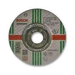 """Disco Corte Piedra 4 1/2"""" Bosch 2608600004"""