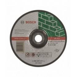"""Disco Abrasivo Corte Expert Piedra Cto Deprimido 7""""X1/8"""" 2608600317 Bosch"""