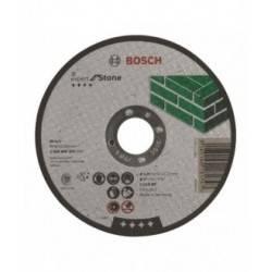 """Disco Abrasivo Corte Expert Piedra Cto Recto 5""""X1/8"""" 2608600385 Bosch"""