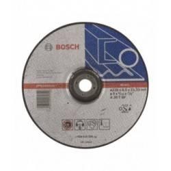 """Disco Abrasivo Desbaste Expert Metal Cto Deprimido 9""""X5/16"""" 2608600386 Bosch"""