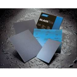 "Lija Black Ice Norton 39389 - 9"" x 11"" 220 50pc"