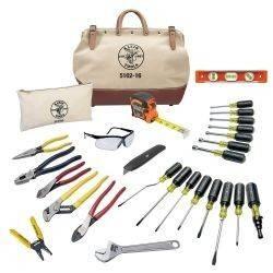 Juego de herramientas de electricista, 28 piezas