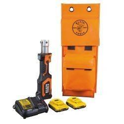Ponchadora/cortador multicable a baterías, sin cabezas