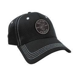 Gorra de béisbol Klein Tools, color negro