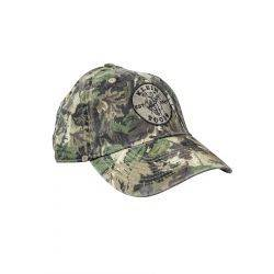 Gorra deportiva de tela antidesgarros, de agarre firme, camuflada