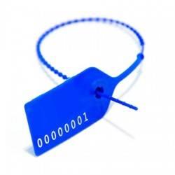Sello de plástico de una pieza ajustable - (OPS)