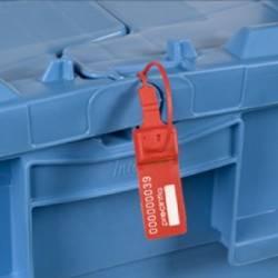 Sello de correa de plástico Ten-Lok - (TENLOK)