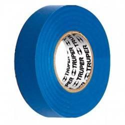 Cinta de Aislar 18 m x 19 mm azul