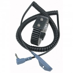 Dual-Wire Metal Wrist Strap