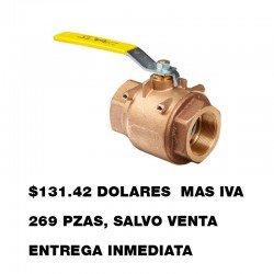 "VALV. ESF. APOLLO  600 LBS 51MM 2"" 77-108-2735"