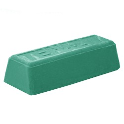 Pasta para pulido verde