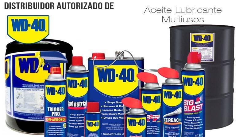 WD40 Aceite lubricante multiusos