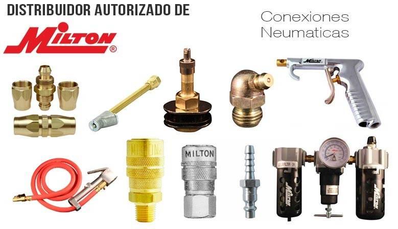 Milton Conexiones neumaticas