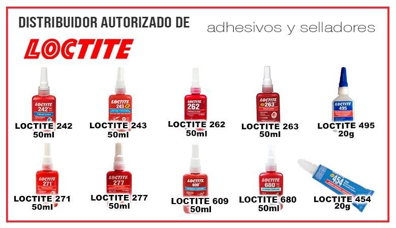 Loctite adhesivos, selladores y productos para el tratamiento de superficies